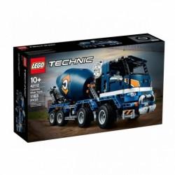 LEGO TECHNIC 42112 CAMIÓN HORMIGONERA