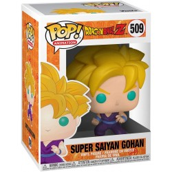 FUNKO POP ANIMATION DRAGON BALL Z Super Saiyan Gohan (509)