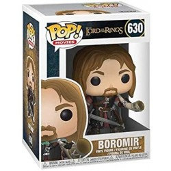 FUNKO POP MOVIES THE LORD OF THE RINGS Boromir (630)