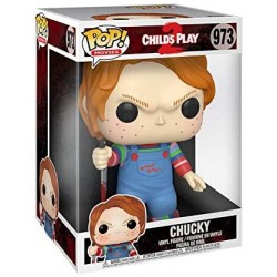 "FUNKO POP MOVIES CHILD´S PLAY - CHUCKY 10"" (973)"