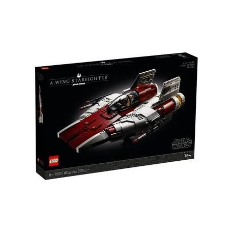 LEGO STAR WARS 75275 Caza Estelar Ala-A UCS CAJA