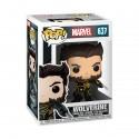 FUNKO POP MARVEL X-Men 20th Anniversary Wolverine In Jacket (637)