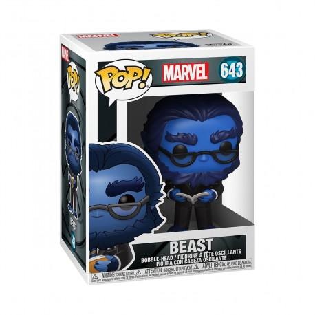 FUNKO POP MARVEL X-Men 20th Anniversary Beast (643)