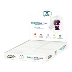 FUNDA PROTECTORA FUNKO POP Ultimate Guard expositor