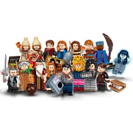 PREVENTA MINIFIGURAS LEGO SERIE HARRY POTTER 2 POSTER
