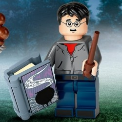 LEGO MINIFIGURAS SERIE HARRY POTTER 2 - Harry Potter