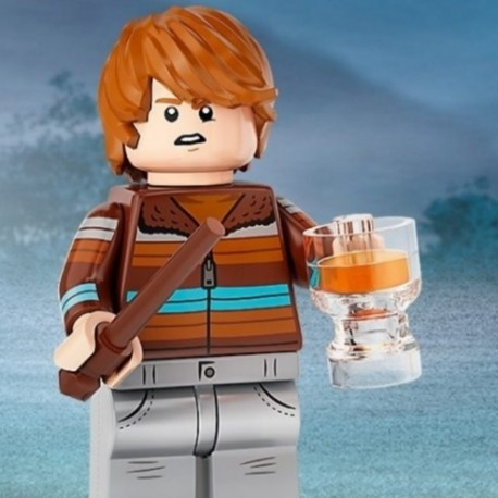 LEGO MINIFIGURAS SERIE HARRY POTTER 2 - Ron Weasley