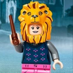 LEGO MINIFIGURAS SERIE HARRY POTTER 2 - Luna Lovegood