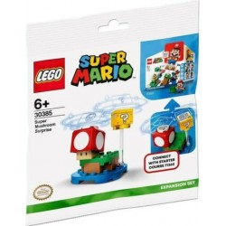 LEGO 30385 POLYBAG SUPER MARIO SUPER SETA