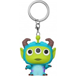 LLAVERO FUNKO POP DISNEY ALIEN REMIX SULLEY