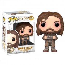 FUNKO POP HARRY POTTER Sirius Black (67)