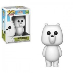 FUNKO POP ANIMATION WE ARE BEARS ICE BEAR (551)