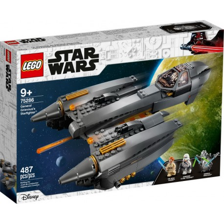 LEGO Star Wars 75286 Caza Estelar del General Grievous caja