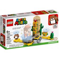 LEGO Super Mario 71363 Set de Expansión: Pokey del Desierto caja
