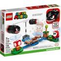 LEGO SUPER MARIO 71366 Set de expansión: Avalancha de Bill Balazos