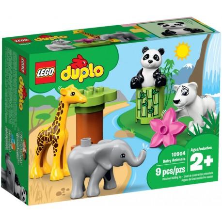 LEGO DUPLO 10904 Animalitos caja