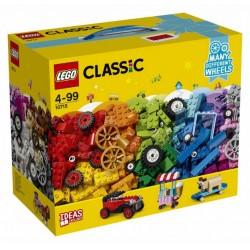 LEGO Classic 10715 Ladrillos sobre ruedas caja