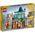 LEGO Creator 31105 Tienda de Juguetes Clásica