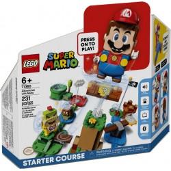 LEGO Super Mario 71360 Pack Inicial: Aventuras con Mario