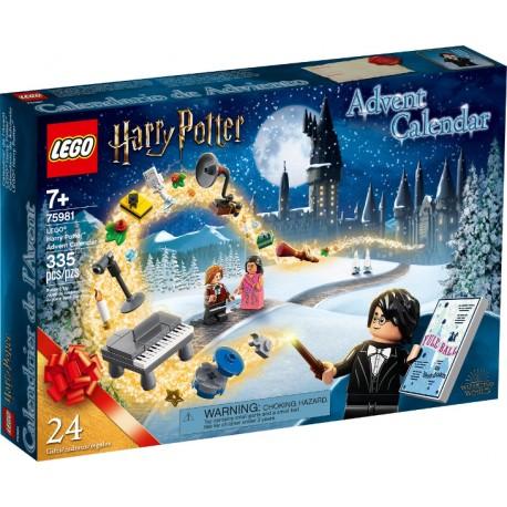 LEGO Harry Potter 75981 Calendario de Adviento 2020 caja