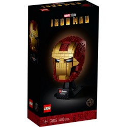 LEGO Marvel 76165 Casco de Iron Man