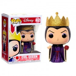 FUNKO POP DISNEY EVIL QUEEN (42) DIAMOND EXCLUSIVO GLITTER