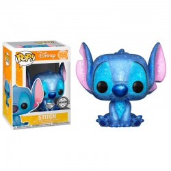 FUNKO POP DISNEY STITCH (159) DIAMOND EXCLUSIVO GLITTER