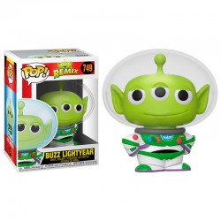 FUNKO POP DISNEY BUZZ ALIEN REMIX PIXAR (749)