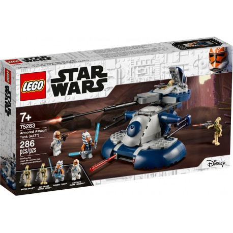 LEGO Star Wars 75283 Tanque Blindado de Asalto (AAT) caja