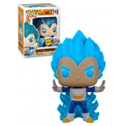 Funko Pop Dragon Ball Z -Vegeta Powering Up (713) Chase