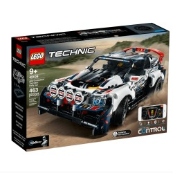 LEGO TECHNIC 42109 Coche de Rally Top Gear Controlado por App