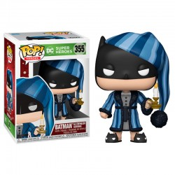 FUNKO POP HEROES DC BATMAN AS EBENEZER SCROOGE (355)