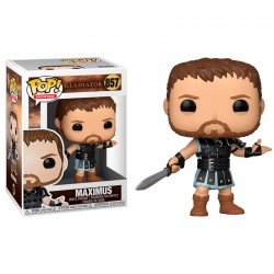 FUNKO POP MOVIES GLADIATOR - MAXIMUS (857)