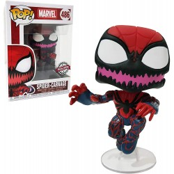 FUNKO POP MARVEL SPIDER-CARNAGE EXC (486)