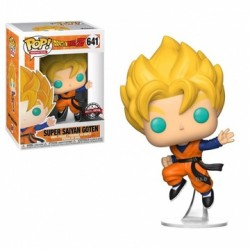 FUNKO POP DRAGON BALL Z SUPER SAIYAN GOTEN EXC (641)