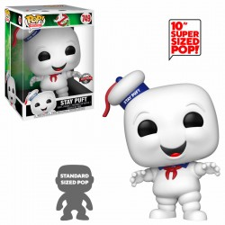 FUNKO POP GHOSTBUSTERS - STAY PUFT 25 CM (749) (EXC)