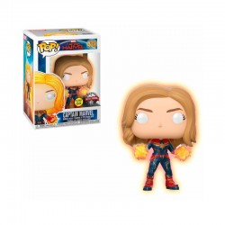 FUNKO POP MARVEL CAPTAIN MARVEL EXC GITD (432)