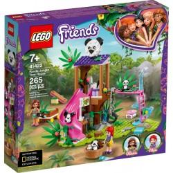 41422 Casa del Árbol Panda en la Jungla