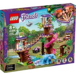 LEGO Friends 41424 Base de Rescate en la Jungla