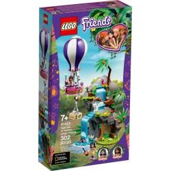 LEGO Friends 41423 Rescate en la Jungla del Tigre en Globo