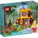 LEGO Disney 43188 Cabaña en el Bosque de Aurora