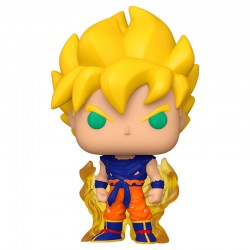 FUNKO POP DRAGON BALL Z - SUPER SAIYAN GOKU FIRST APPEARANCE (860)