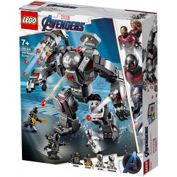 LEGO Marvel 76124 Máquina de Guerra
