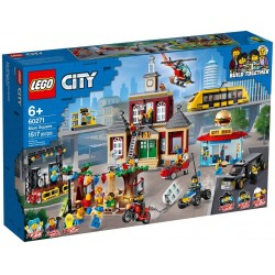 LEGO City 60271 Plaza Mayor