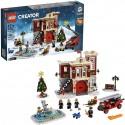 LEGO Creator 10263 Parque de bomberos navideño