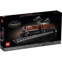 LEGO Creator Expert 10277 Locomotora Cocodrilo