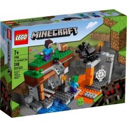LEGO Minecraft 21166 La Mina Abandonada