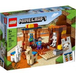 LEGO Minecraft 21167 El Puesto Comercial