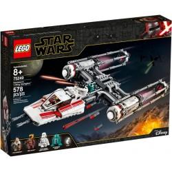 LEGO Star Wars 75249 Caza Estelar Ala-Y de la Resistencia