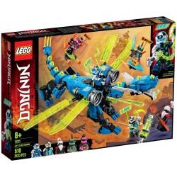 LEGO Ninjago 71711 Ciberdragón de Jay caja
